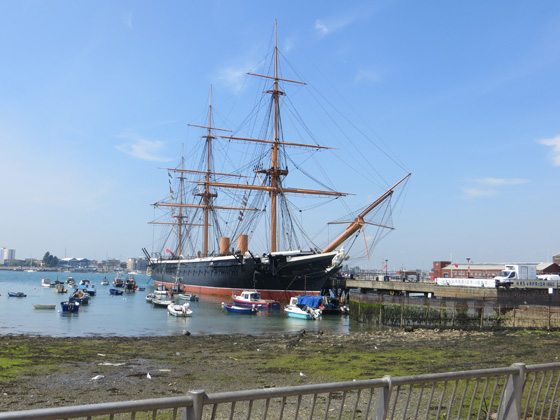 portsmouth four