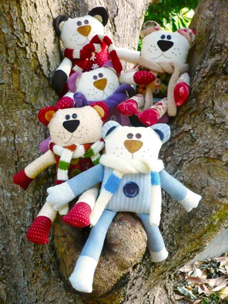 cuddle bears i