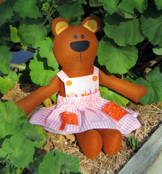 little bear dress 1