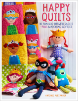 happy quilts with frame