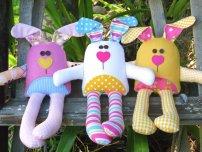 carrot club bunnies