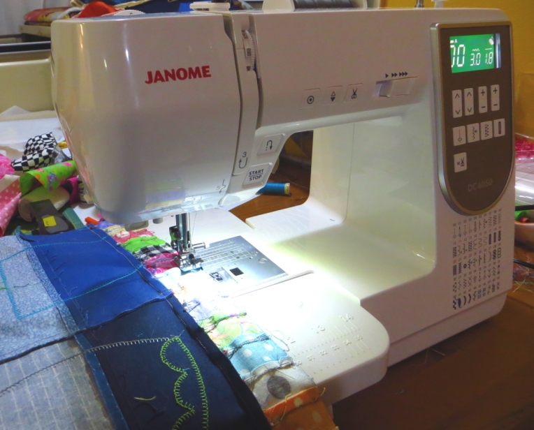 miss new janome