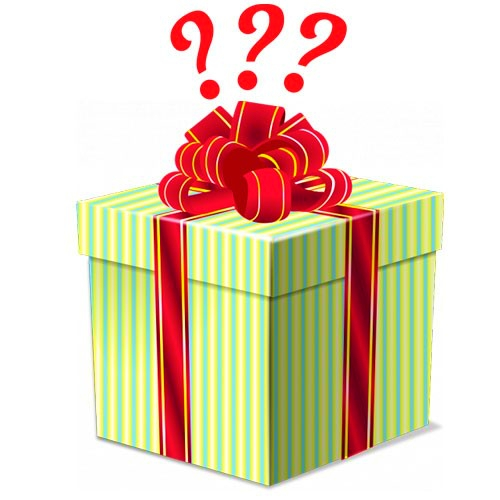 mystery gift 2