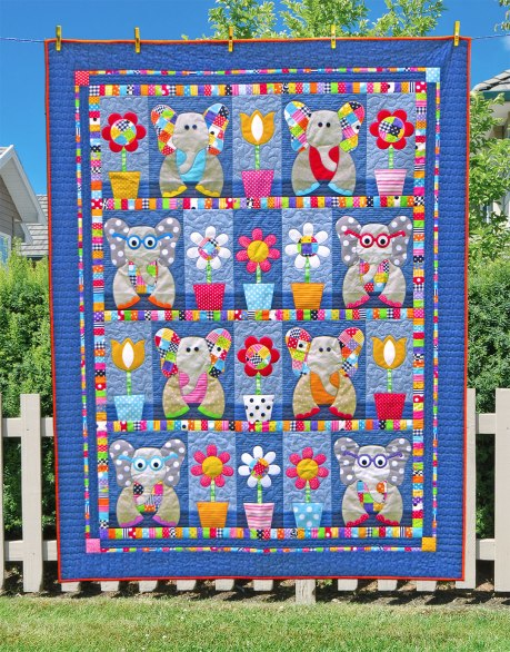 scrap bin sheep – The Red Boot Quilt Company : sheep quilt pattern - Adamdwight.com