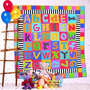 scrappy alphabet craftsy