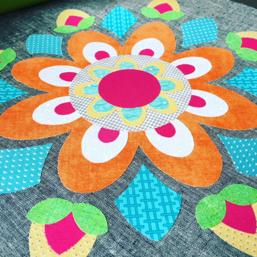 cushion close up