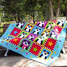 panda party bench