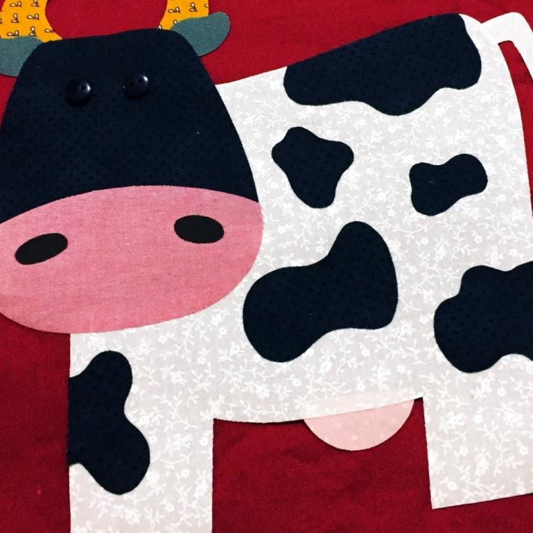 bw cow