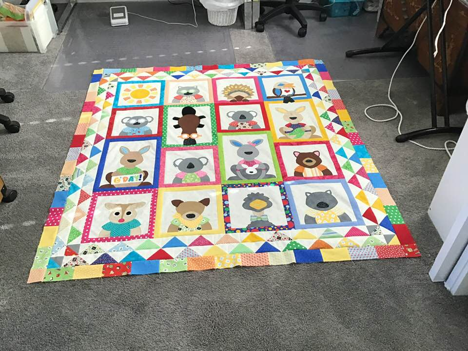 gay thomas aussie quilt