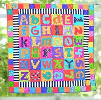 scrappy alphabet