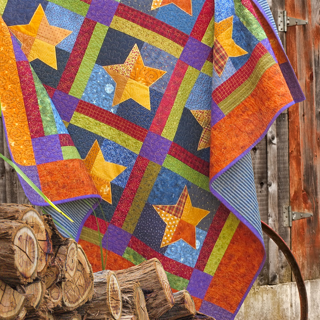 The Red Boot Quilt Company Happy Quilts