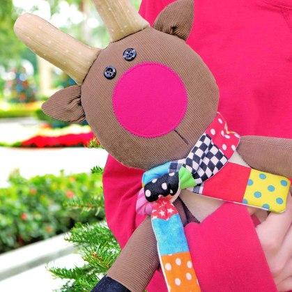 Merry Little Reindeer