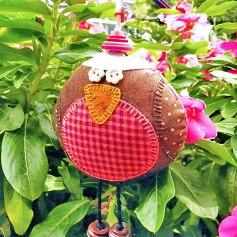 Plum Pudding Bird