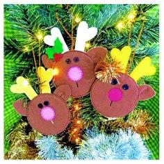 Reindeer Games Ornaments